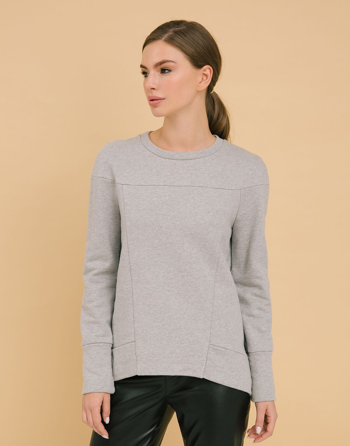 Sweatshirt, pattern №417