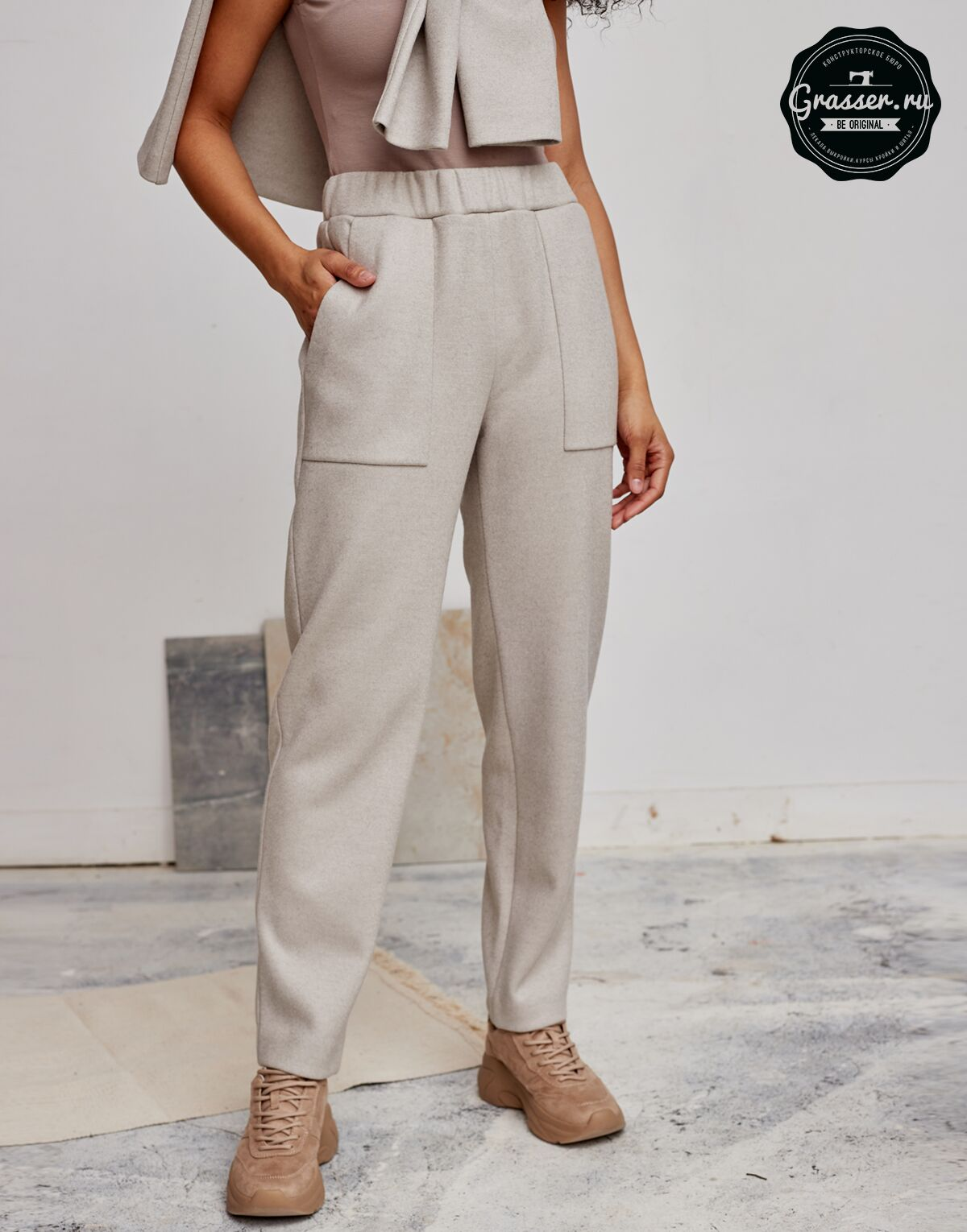 Trousers, pattern №723
