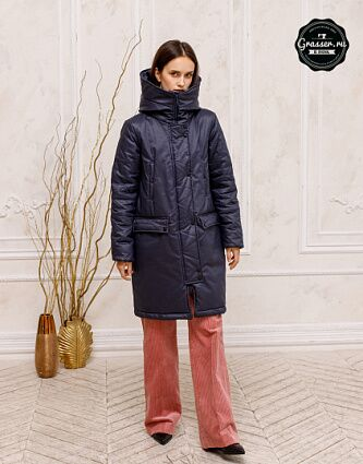 Parka jacket, pattern №399
